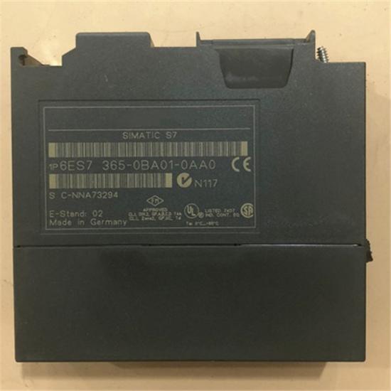 New Siemens 6ES7365-0BA01-0AA0 SIMATIC S7-300 IM365